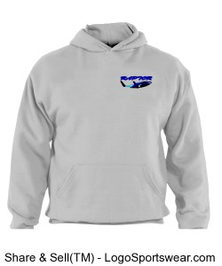 Russell Adult Dri-POWER Pullover Hooded Sweatshirt Design Zoom